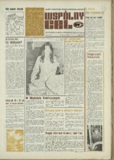 """Wspólny cel : gazeta samorządu robotniczego """"Celwiskozy"""", 1976, nr 9 (636)"""