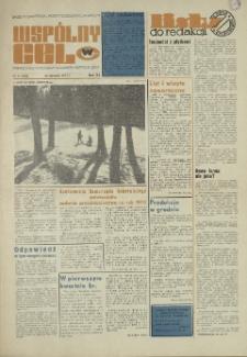 """Wspólny cel : Gazeta samorządu robotniczego """"Celwiskozy"""", 1972, nr 2 (485)"""