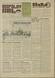 """Wspólny cel : Gazeta samorządu robotniczego """"Celwiskozy"""", 1973, nr 32 (551)"""
