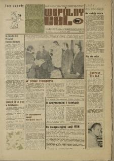 """Wspólny cel : gazeta samorządu robotniczego """"Celwiskozy"""", 1976, nr 21 (648)"""