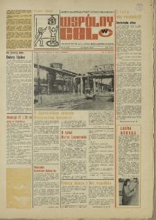 """Wspólny cel : gazeta samorządu robotniczego """"Celwiskozy"""", 1976, nr 23 (650)"""