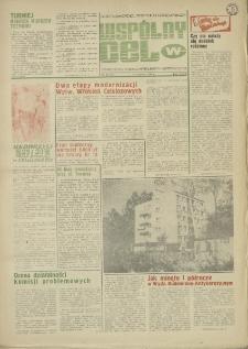 """Wspólny cel : gazeta samorządu robotniczego """"Celwiskozy"""", 1979, nr 18 (753)"""