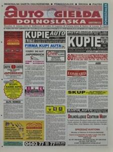 Auto Giełda Dolnośląska : regionalna gazeta ogłoszeniowa, 2004, nr 19 (1107) [16.02]