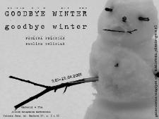 Paulina Pelisiak - Goodbye winter - plakat [Dokument życia społecznego]