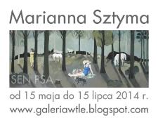 Marianna Sztyma - Sen psa - plakat [Dokument życia społecznego]