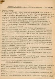 Przedruk z Telexu nadanego z MKZ Wołów - 2 listopada 1981 [Dokument elektroniczny]