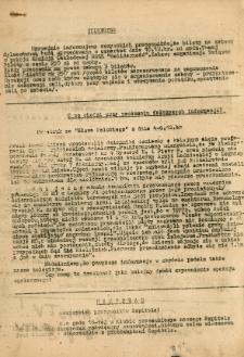 Informator dla pracowników szpitala - 4 grudnia 1981? [Dokument elektroniczny]