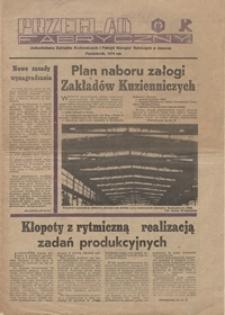 Przegląd Fabryczny : jednodniówka Zakładów Kuzienniczych i Fabryki Narzędzi Rolniczych w Jaworze, 1974, nr 1