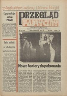 Przegląd Fabryczny : pismo samorządu robotniczego Zakładów Kuzienniczych i Maszyn Rolniczych w Jaworze, 1977, nr 10 (23)