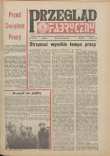 Przegląd Fabryczny : pismo samorządu robotniczego Zakładów Kuzienniczych i Maszyn Rolniczych w Jaworze, 1980, nr 4 (53)