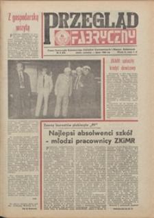 Przegląd Fabryczny : pismo samorządu robotniczego Zakładów Kuzienniczych i Maszyn Rolniczych w Jaworze, 1980, nr 6 (55)