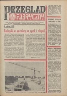 Przegląd Fabryczny : pismo samorządu robotniczego Zakładów Kuzienniczych i Maszyn Rolniczych w Jaworze, 1980, nr 7 (56)