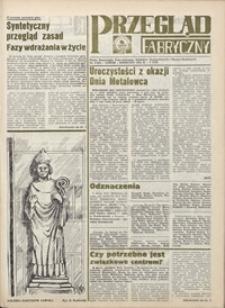 Przegląd Fabryczny : pismo Samorządu Pracowniczego Zakładów Kuzienniczych i Maszyn Rolniczych w Jaworze, 1984, nr 4 (82)