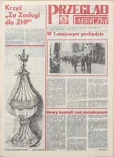 Przegląd Fabryczny : pismo Samorządu Pracowniczego Zakładów Kuzienniczych i Maszyn Rolniczych w Jaworze, 1984, nr 5 (83)