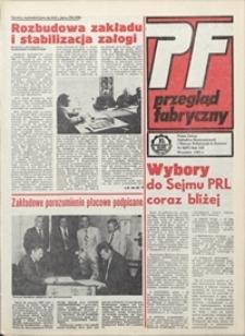 Przegląd Fabryczny : pismo załogi Zakładów Kuzienniczych i Maszyn Rolniczych w Jaworze, 1985, nr 8 (97)