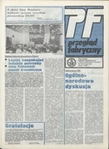 Przegląd Fabryczny : pismo załogi Zakładów Kuzienniczych i Maszyn Rolniczych w Jaworze, 1986, nr 3 (103)