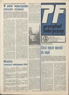 Przegląd Fabryczny : pismo załogi Zakładów Kuzienniczych i Maszyn Rolniczych w Jaworze, 1987, nr 1 (120)