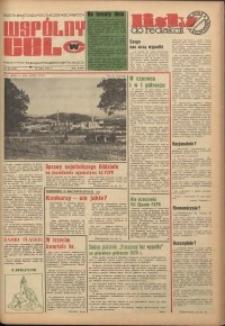 Wspólny cel : gazeta samorządu robotniczego Celwiskozy, 1975, nr 21 (612)