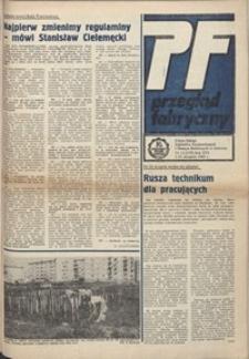 Przegląd Fabryczny : pismo załogi Zakładów Kuzienniczych i Maszyn Rolniczych w Jaworze, 1989, nr 14 (179)