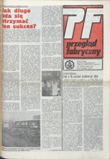 Przegląd Fabryczny : pismo załogi Zakładów Kuzienniczych i Maszyn Rolniczych w Jaworze, 1989, nr 16 (181)