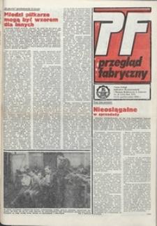 Przegląd Fabryczny : pismo załogi Zakładów Kuzienniczych i Maszyn Rolniczych w Jaworze, 1989, nr 19 (184)