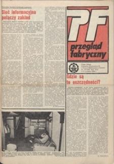 Przegląd Fabryczny : pismo załogi Zakładów Kuzienniczych i Maszyn Rolniczych w Jaworze, 1989, nr 22 (187)