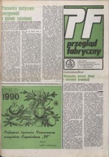 Przegląd Fabryczny : pismo załogi Zakładów Kuzienniczych i Maszyn Rolniczych w Jaworze, 1989, nr 23 (188)