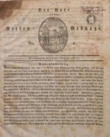 Der Bote aus dem Riesen-Gebirge, 1812, No. 1
