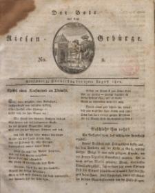 Der Bote aus dem Riesen-Gebirge, 1812, No. 2