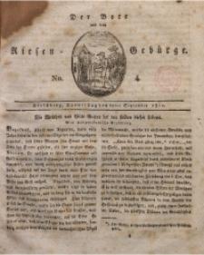 Der Bote aus dem Riesen-Gebirge, 1812, No. 4