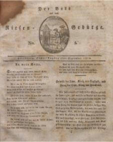 Der Bote aus dem Riesen-Gebirge, 1812, No. 5