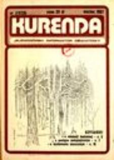 Kurenda : jeleniogórski informator oświatowy, 1987, nr 2 (5)