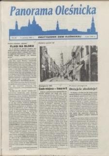 Panorama Oleśnicka: dwutygodnik Ziemi Oleśnickiej, 1991, nr 26