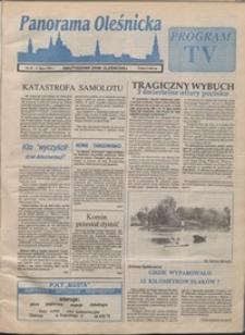 Panorama Oleśnicka: dwutygodnik Ziemi Oleśnickiej, 1991, nr 28