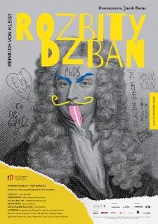 Rozbity Dzban - plakat [Dokument życia społecznego]