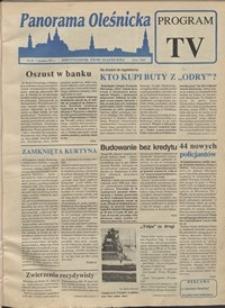 Panorama Oleśnicka: dwutygodnik Ziemi Oleśnickiej, 1991, nr 30