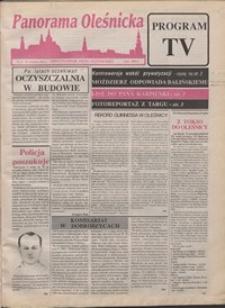 Panorama Oleśnicka: dwutygodnik Ziemi Oleśnickiej, 1991, nr 33