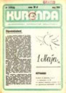Kurenda : jeleniogórski informator oświatowy, 1987, nr 3 (6)