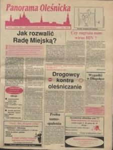 Panorama Oleśnicka: dwutygodnik Ziemi Oleśnickiej, 1992, nr 44