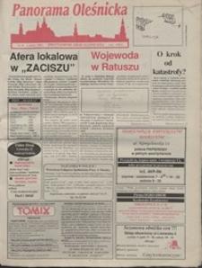 Panorama Oleśnicka: dwutygodnik Ziemi Oleśnickiej, 1992, nr 46