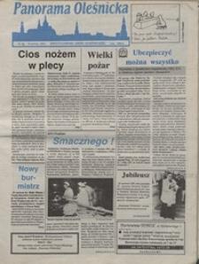 Panorama Oleśnicka: dwutygodnik Ziemi Oleśnickiej, 1992, nr 56