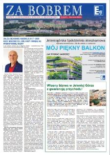Za Bobrem : gazeta Jeleniogórskiej Spółdzielni Mieszkaniowej, 2020, nr 2 (47) [Dokument elektroniczny]