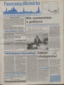 Panorama Oleśnicka: tygodnik Ziemi Oleśnickiej, 1992, nr 64