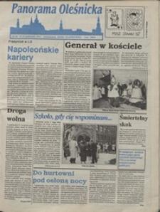 Panorama Oleśnicka: tygodnik Ziemi Oleśnickiej, 1992, nr 68