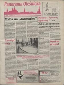 Panorama Oleśnicka: tygodnik Ziemi Oleśnickiej, 1992, nr 75