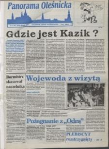 Panorama Oleśnicka: tygodnik Ziemi Oleśnickiej, 1993, nr 2