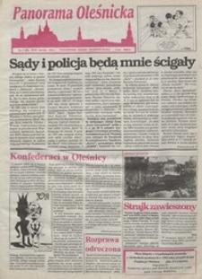 Panorama Oleśnicka: tygodnik Ziemi Oleśnickiej, 1993, nr 3