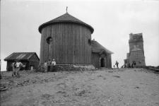 Kaplica św. Wawrzyńca na Śnieżce [Dokument ikonograficzny]