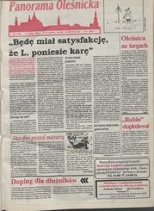 Panorama Oleśnicka: tygodnik Ziemi Oleśnickiej, 1993, nr 5