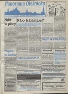 Panorama Oleśnicka: tygodnik Ziemi Oleśnickiej, 1993, nr 6